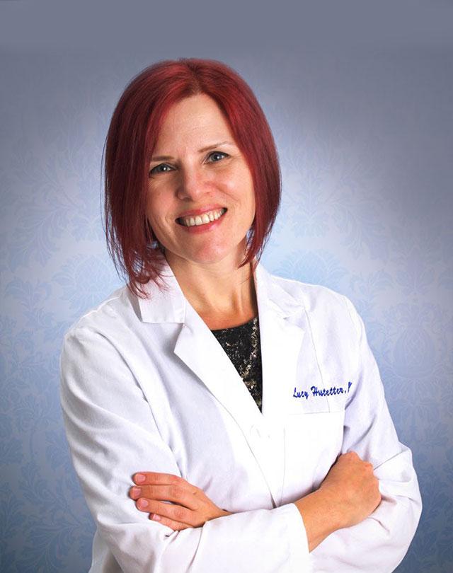 Dr. Lucy Hostetter's headshot